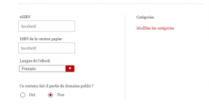 Publier son ebook sur Kobo et l'ISBN